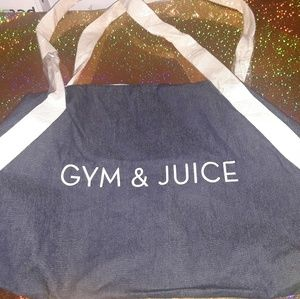 Private Party Gym and Juice Gym Bag